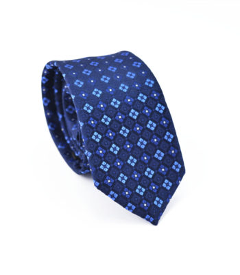 Blue Ray Tie