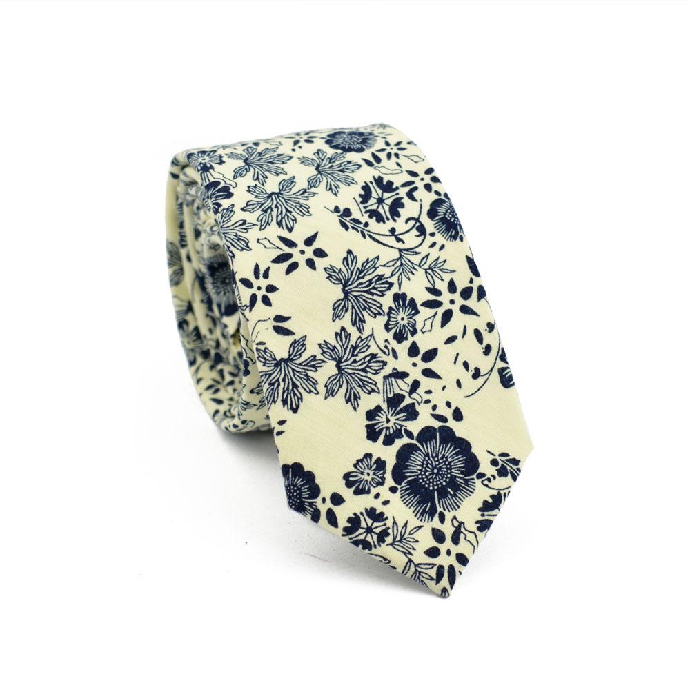 Γραβάτα Havana White