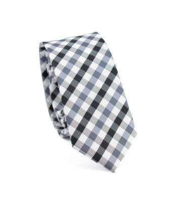 Grey Retrospect Tie