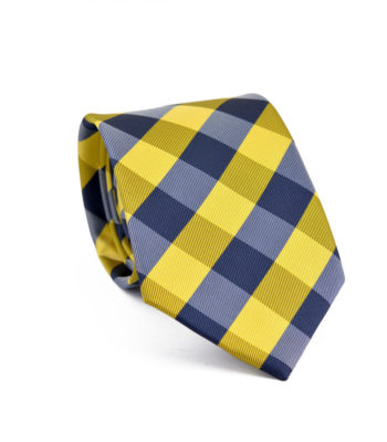 Shine Yellow Tie