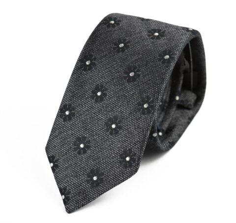 Μεταξωτή γραβάτα Blackswan