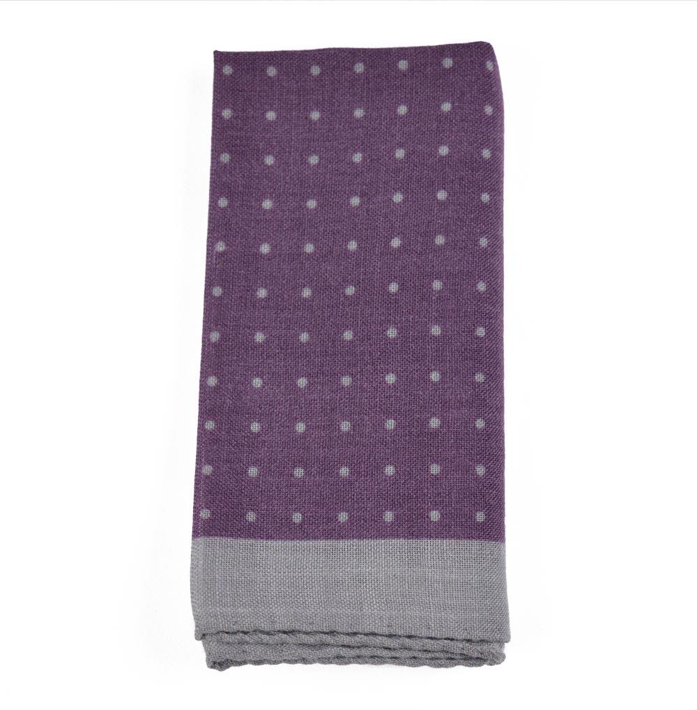 Μαντηλάκι Purplegrey