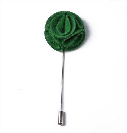 Καρφίτσα Πέτου Curvy Green