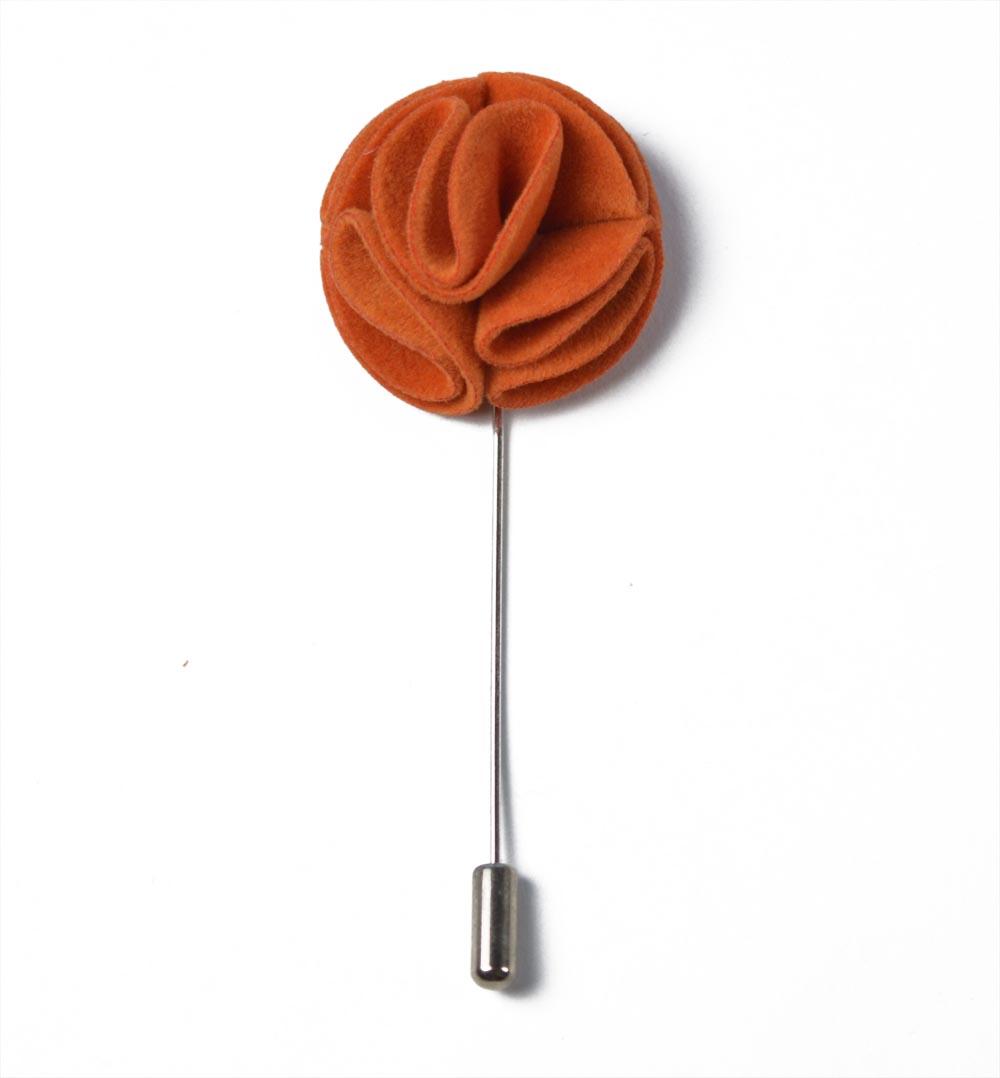 Καρφίτσα Πέτου Curvy Orange