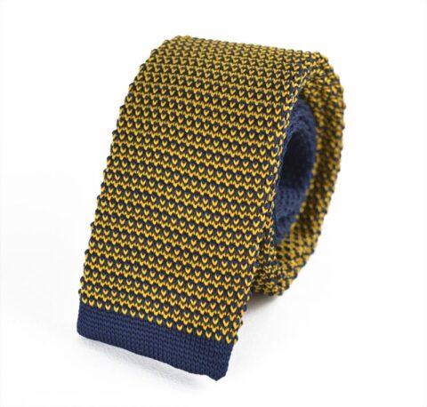 Γραβάτα Parfait Blue Yellow