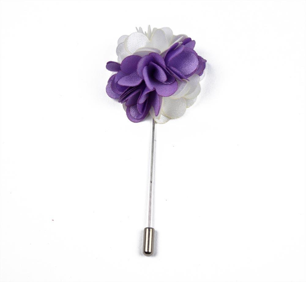 Καρφίτσα Πέτου Purplewhite
