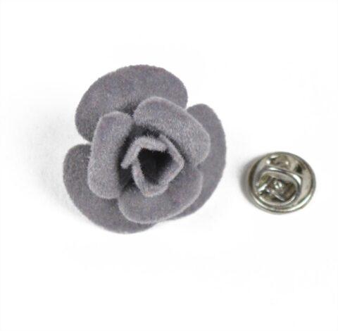 Καρφίτσα Πέτου Rose Grey