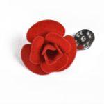 Καρφίτσα Πέτου Rose Red