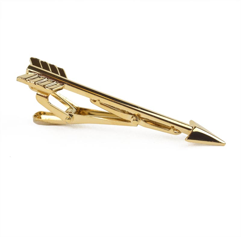 Κλιπ Γραβάτας Gold-arrow