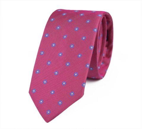Μεταξωτή γραβάτα Honeymoon