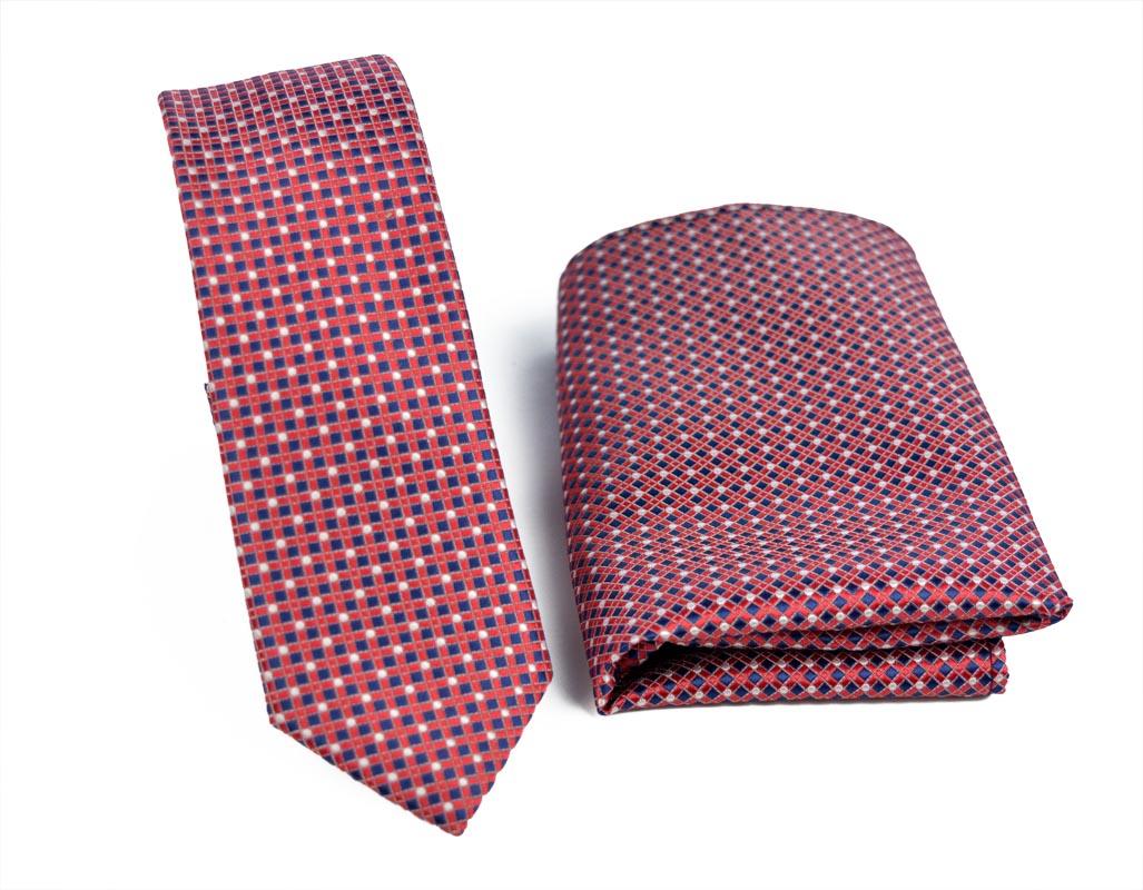 Σετ γραβάτας Redstar