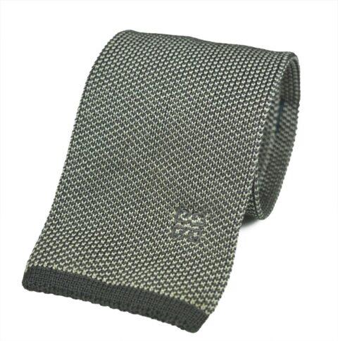 Πλεκτή Μεταξωτή Γραβάτα Bigsilver Givenchy