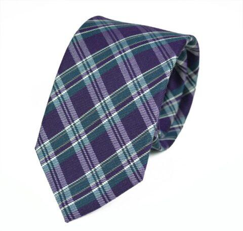 Γραβάτα Makis Tselios από μαλλί και Μετάξι - Galena