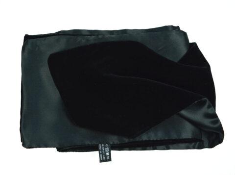 Φουλάρι με Μετάξι Black-velvet