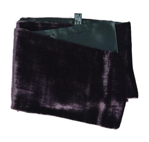 Φουλάρι με Μετάξι Velvet-purple