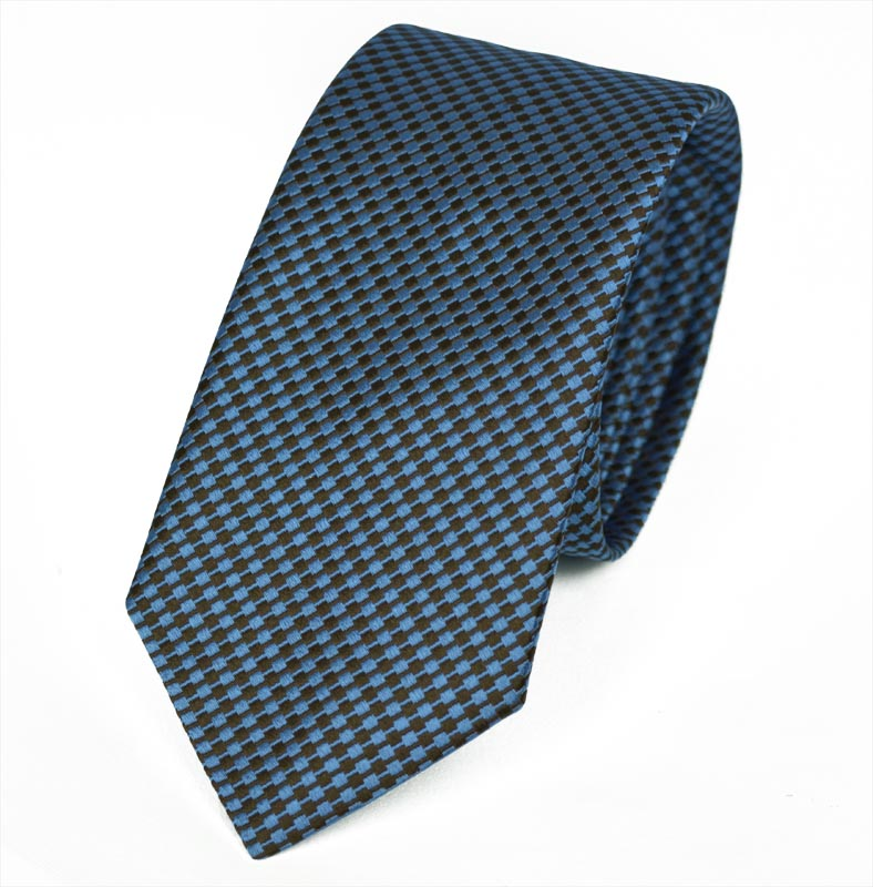 Μεταξωτή Γραβάτα Worth-blue